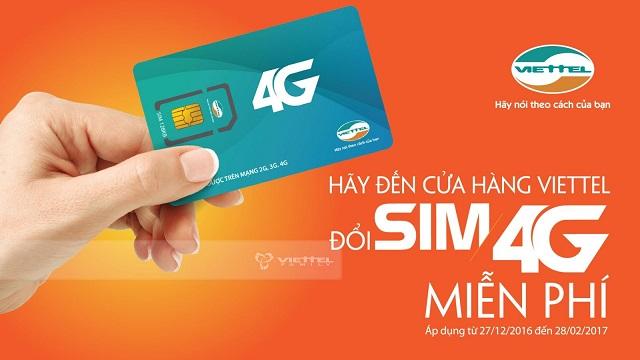 Tìm hiểu ngay cách nâng cấp sim 3G lên 4G đơn giản và dễ dàng nhất