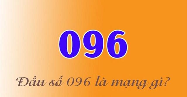 096 là mạng gì? Có nên sở hữu sim đầu số 096 hay không?