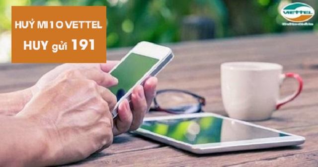Đăng ký 3G gói MI10 Viettel giá rẻ chỉ 10.000đ sử dụng 30 ngày